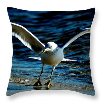 Dance Move Throw Pillow