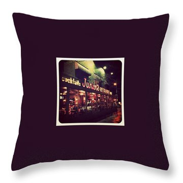 Restaurant Throw Pillows