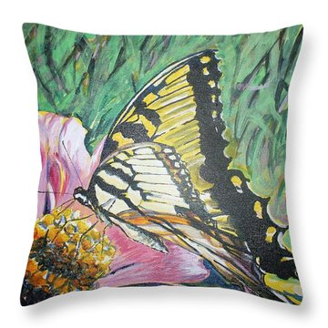 Delightful Throw Pillow