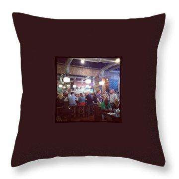 Politicians Throw Pillows