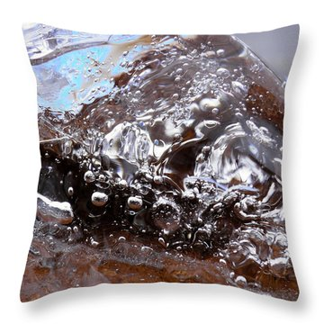 Disguised Throw Pillow