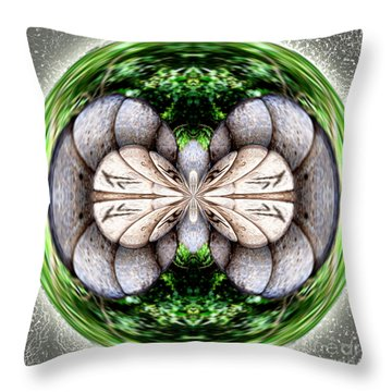 Do You See What I See Throw Pillow by Thomas OGrady