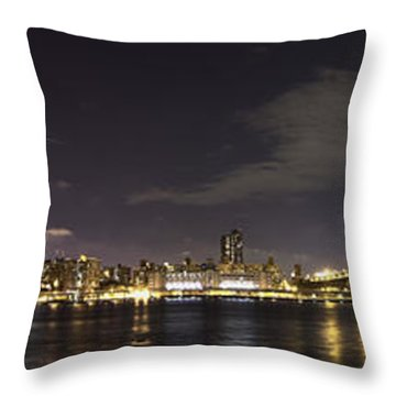 Doble Puente Throw Pillow by Alex Ching