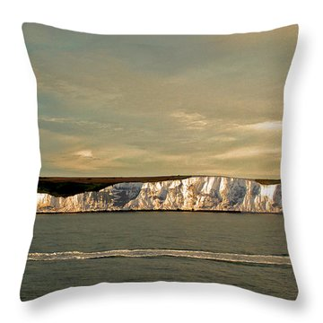 Dover Throw Pillow by Linsey Williams