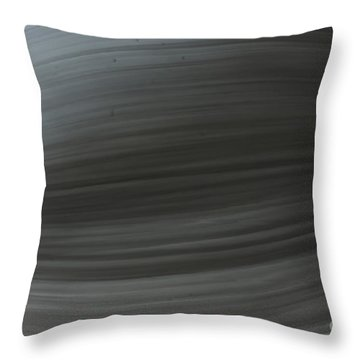 Dust In The Wind Throw Pillow by Kim Henderson