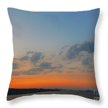 Dysmas II Throw Pillow