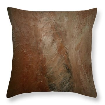 Earthen Throw Pillow by Dolores  Deal