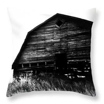 East Wind Throw Pillow by Empty Wall