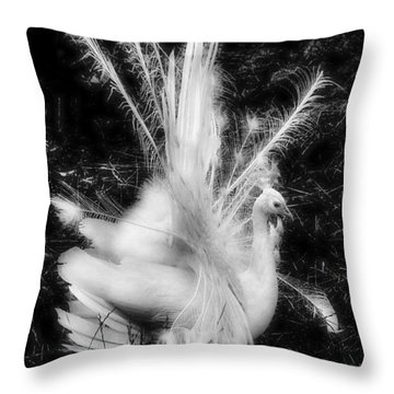 Effervescence II  Throw Pillow