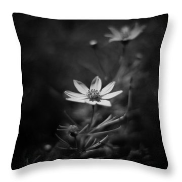 Egolessness Throw Pillow