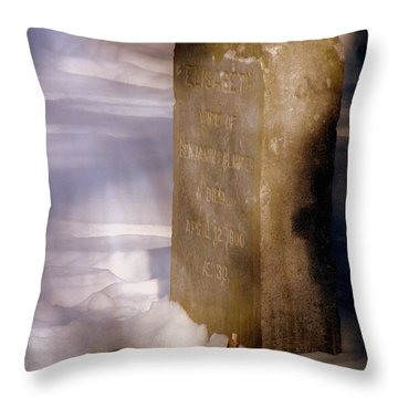 Elisabeth  Throw Pillow