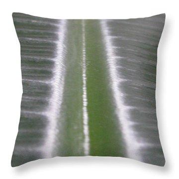 Elongating Throw Pillow