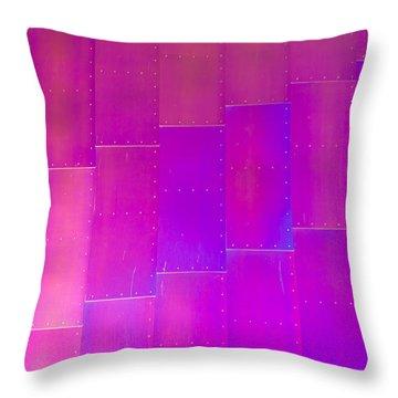 Emp Metal Throw Pillow by Heidi Smith