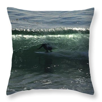 Enclosed Throw Pillow by Joe Schofield