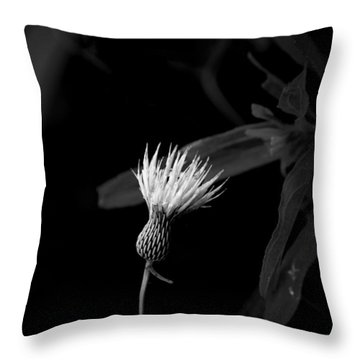 Escaped Throw Pillow