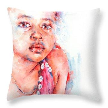 Eternal Dream Throw Pillow by Stephie Butler