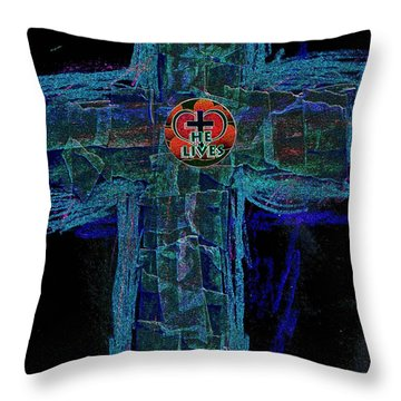 Even A Child Understands Hope Throw Pillow