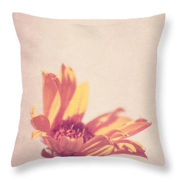Expression - S07ct01 Throw Pillow by Variance Collections