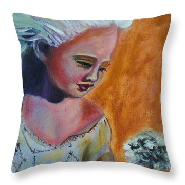 Faeryland Throw Pillow