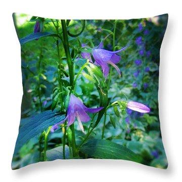 Fairy Hats Throw Pillow