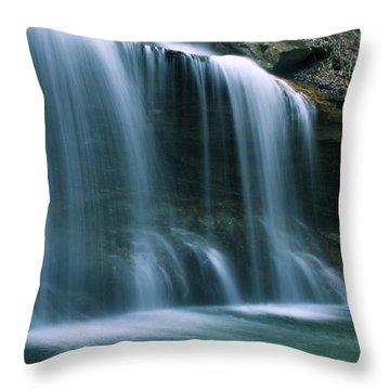 Falls Bottom Throw Pillow