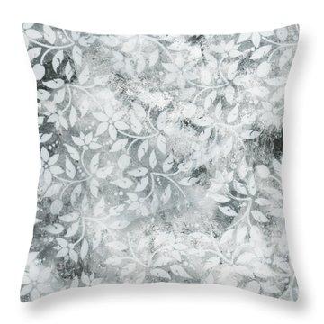 Falls Design 2 Throw Pillow by Megan Duncanson