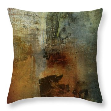 Faults Of Mine  Throw Pillow by Empty Wall