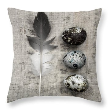Biologist Photographs Throw Pillows