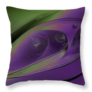 Ferrari Light Throw Pillow