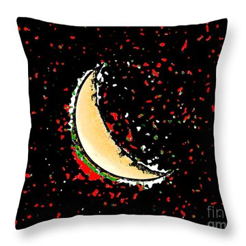 Final Frontier Fiesta Throw Pillow by Al Powell Photography USA