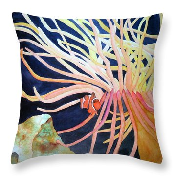 Finding Nemo Throw Pillow