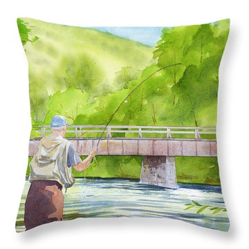 Penns Creek Throw Pillows