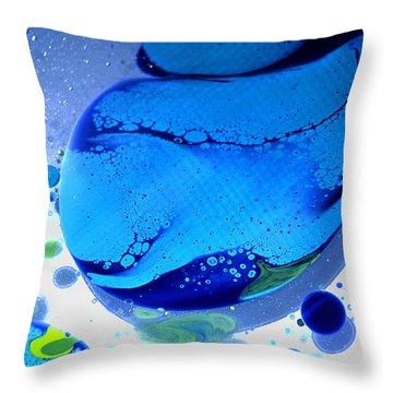 Fluidism Aspect 166 Photography Throw Pillow