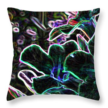 For Michael - May The Good Memories Of Your Sunlife Be With You And Make You Glow Throw Pillow