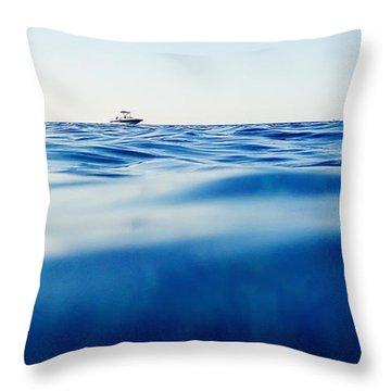 Fun Time Throw Pillow by Stelios Kleanthous