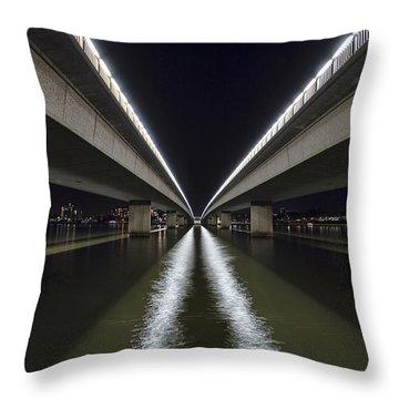 Gateway To Parliament Throw Pillow