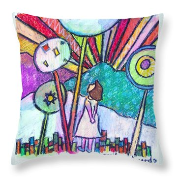 Jennifer Edwards Throw Pillows