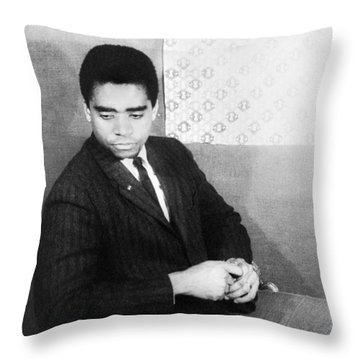 George Shirley (1934- ) Throw Pillow by Granger