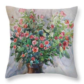Gift Throw Pillow