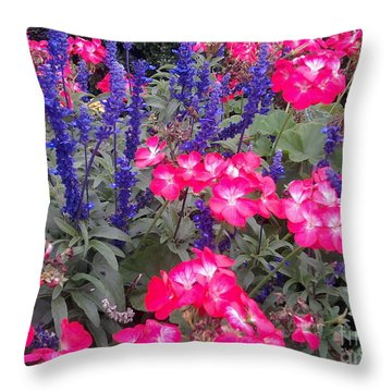 Throw Pillow featuring the photograph Glee by Rory Sagner