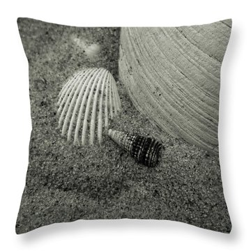 God's Little Treasures Throw Pillow by Trish Tritz