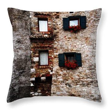 Grado 3 Throw Pillow by Mauro Celotti