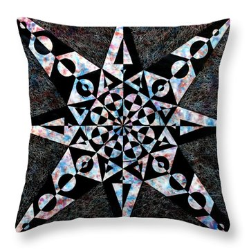 Grishtha Throw Pillow by Sumit Mehndiratta