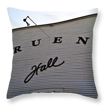 Gruene Throw Pillow