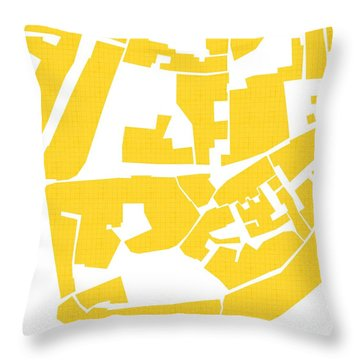 Guimaraes II Throw Pillow by Gytaute Akstinaite