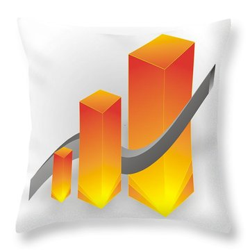 Gv014 Throw Pillow