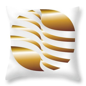 Gv029 Throw Pillow