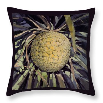 Hala Fruit Throw Pillow