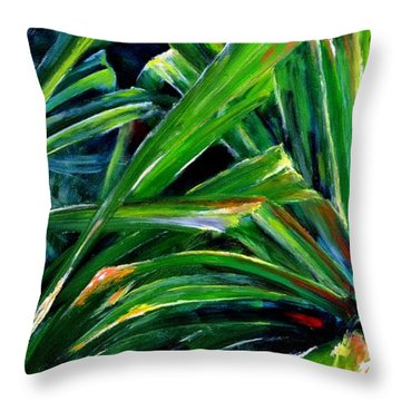 Hala Throw Pillow