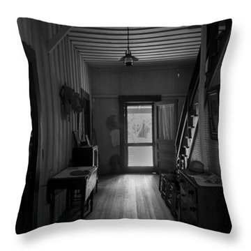 Heart Of The Home Throw Pillow by Lynn Palmer
